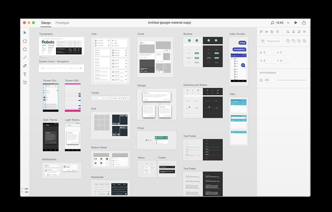 Adobe XD (Adobe Experience Design)  - laor tech