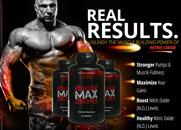 Max Muscle Supplements