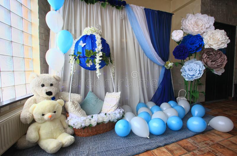 balloon decoration for birthday