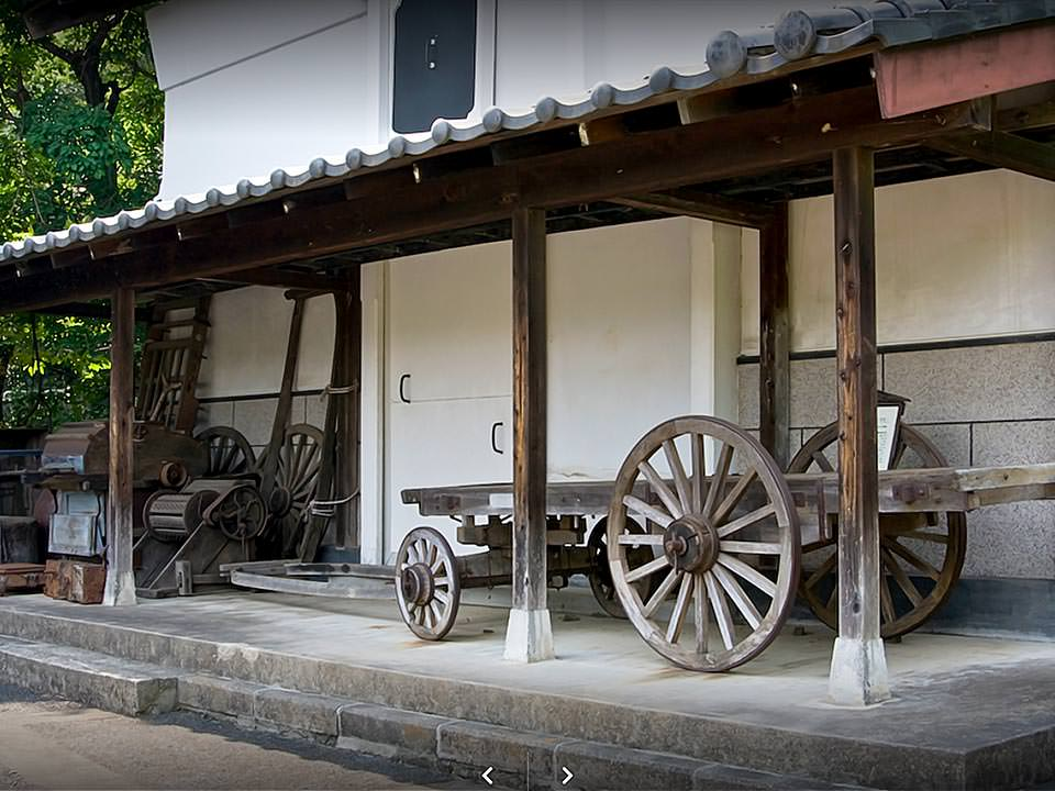 Tachikawa City History and Folklore Museum