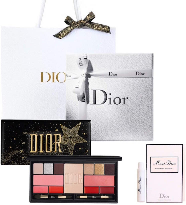 Dior ディオール スパークリングクチュール メイクアップパレット