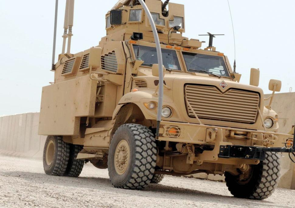 Mine-Resistant Ambush-Protected | armoured vehicle | Britannica