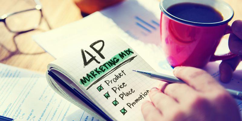 Os 4P de marketing