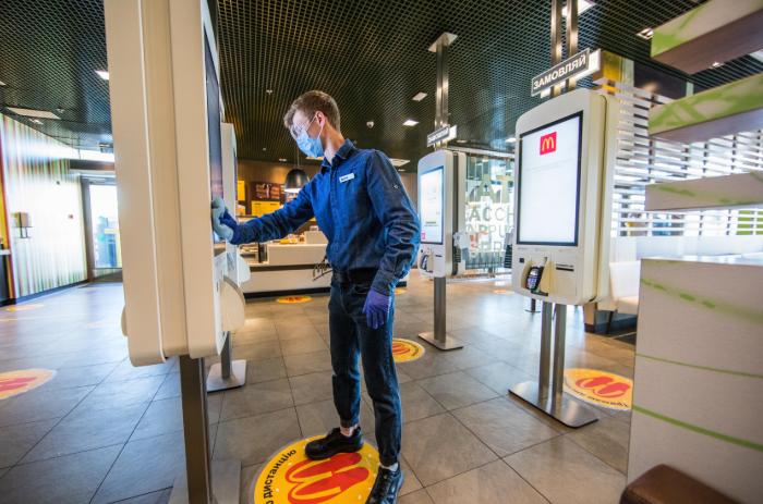 Як працює МакДональдз в умовах адаптивного карантину?, фото-9
