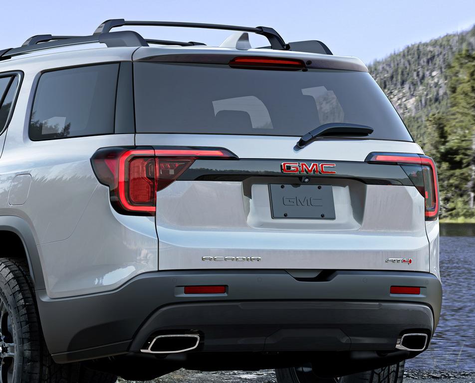 2020 Acadia Rear Design