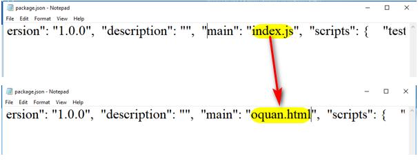 Sửaindex.jsthành tên file html