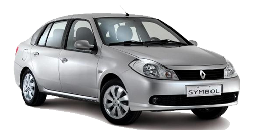 Clé Renault Symbol II