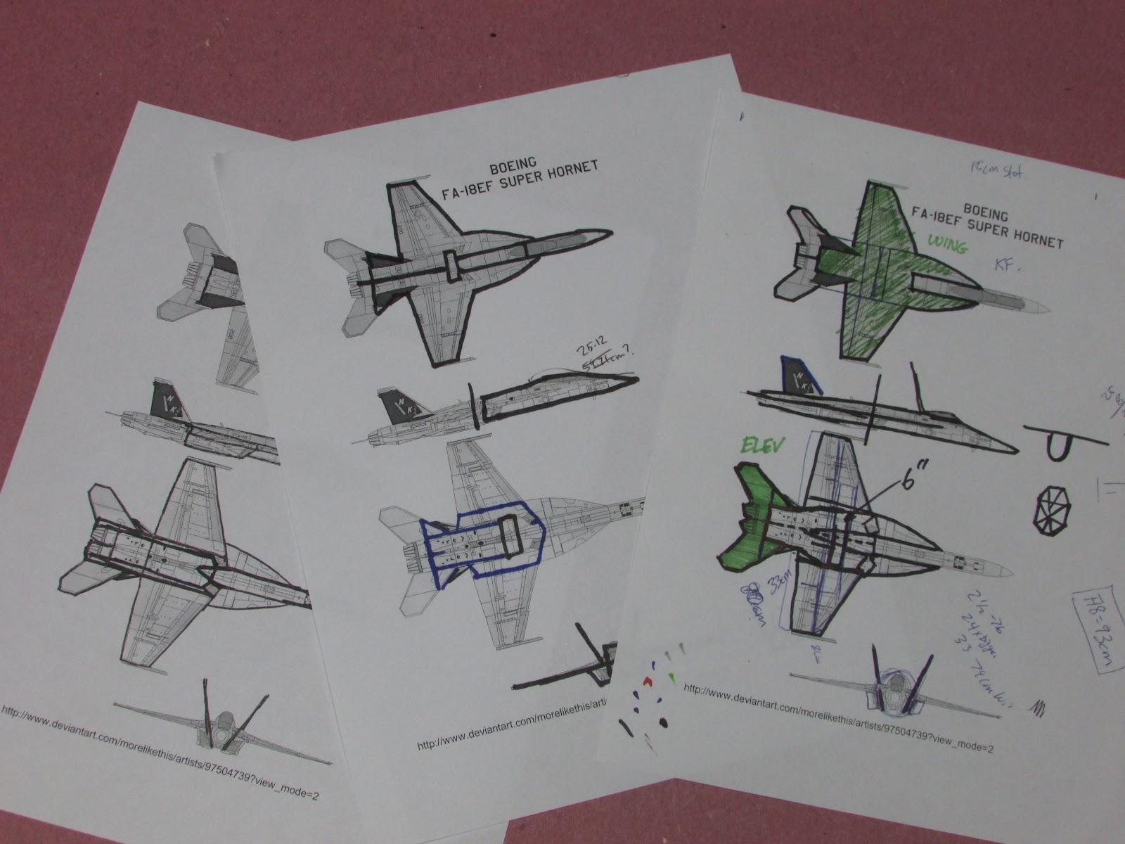 F18 Hornet Top Speed