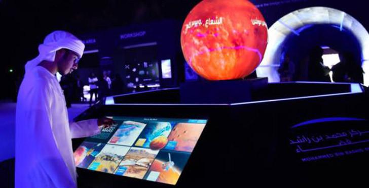 Người Ả Rập tham gia cuộc đua vào không gian.