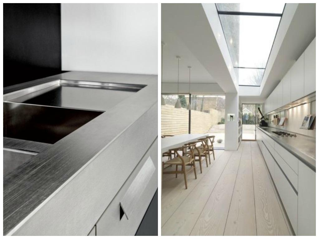 Кухня в цветах: черный, серый, светло-серый. Кухня в .