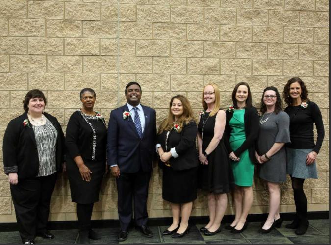 2018 ICTM Awardees