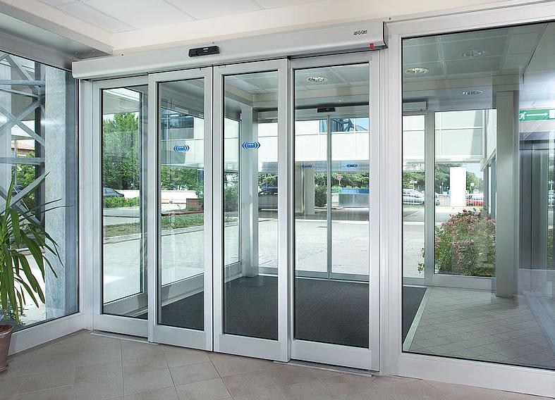 Những loại cửa mở tự động tại Vũ Hoàng đều đạt chuẩn chất lượng cao
