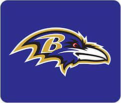 Amazon.com : NFL Baltimore Ravens Mouse Pads : Sports Fan Mouse Pads :  Sports & Outdoors