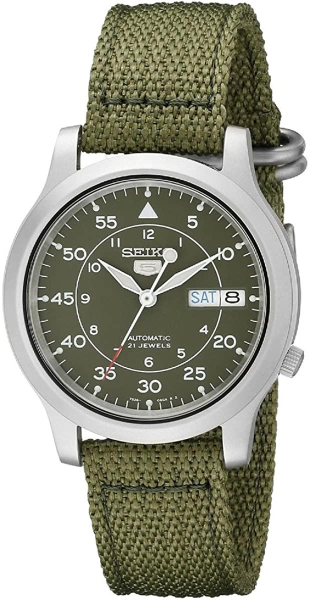 Seiko 5 SNK805/807/809