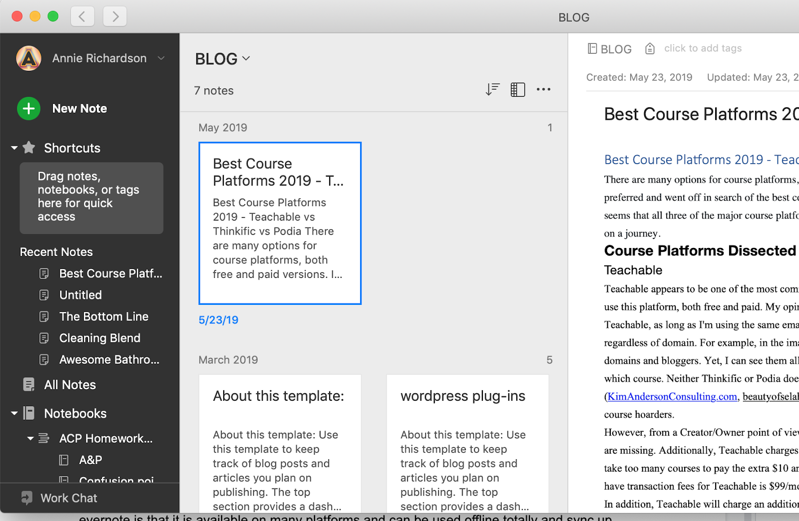 Top 10 Blog Content Editors for your Phone, Tablet, or Computer 6