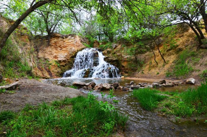Водопад - Дерезовка