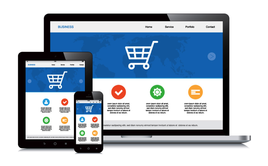 Multi-device path to make purchases