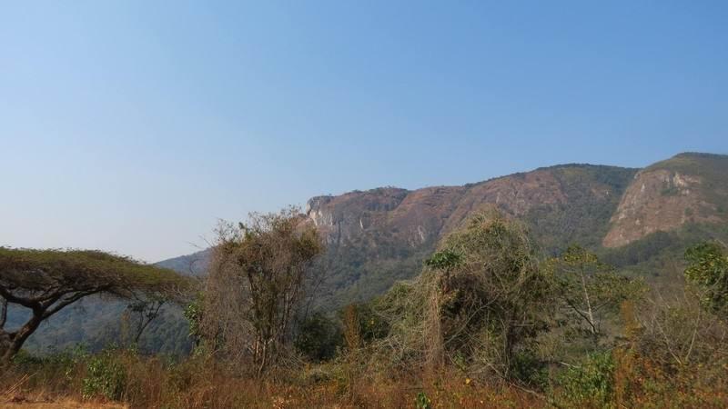 Bvumba mountain range, Zimbabwe