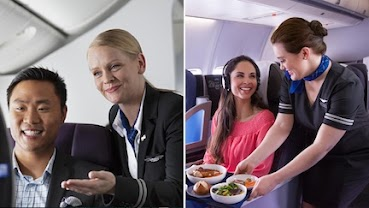 Here is a short video about what it is like to be a flight attendant: https://www.united.com/ual/en/us/fly/company/career/flight-attendant.html