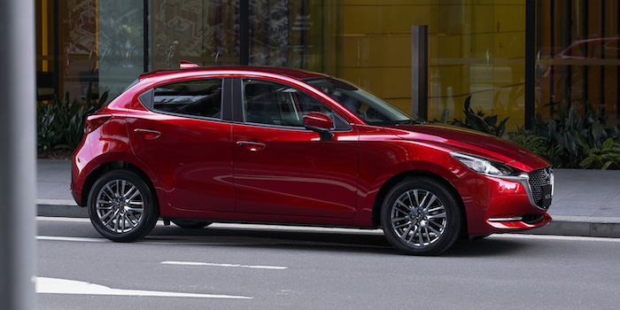 Mazda 2 Minorchange 2020