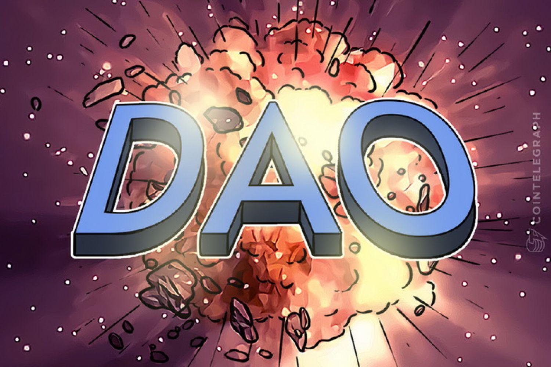 DAO (dezentralisierte autonome Organisation)