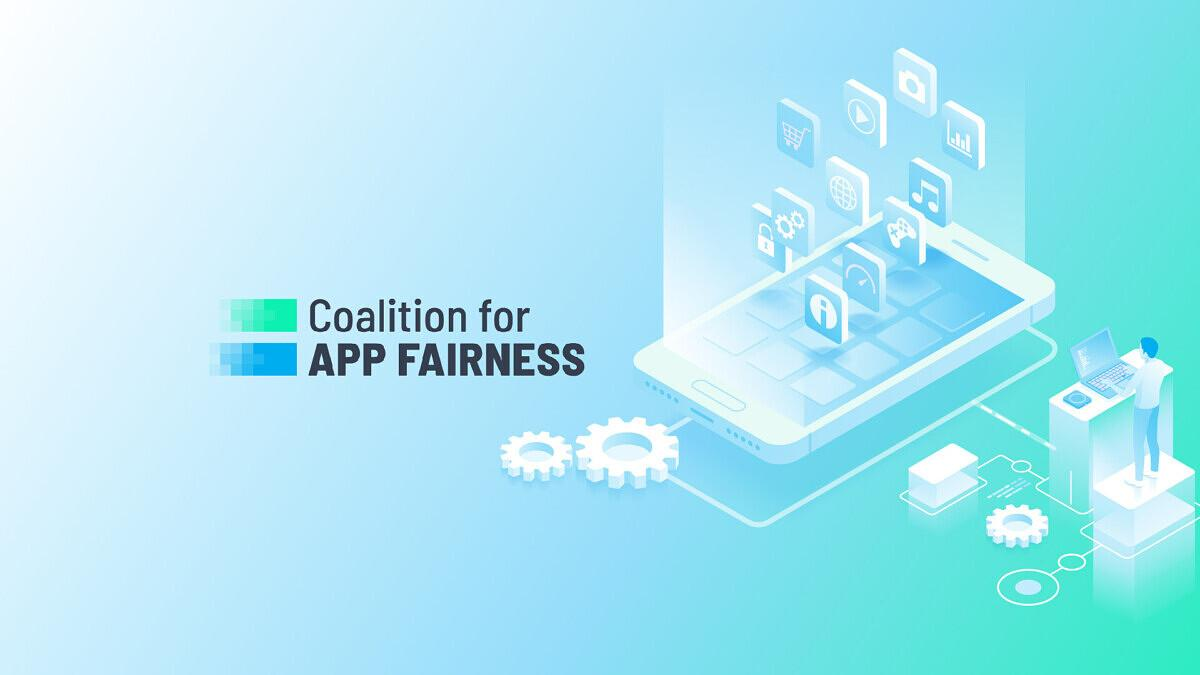 Coalition for App Fairness is a non-profit to oppose Apple and Google's app store practices