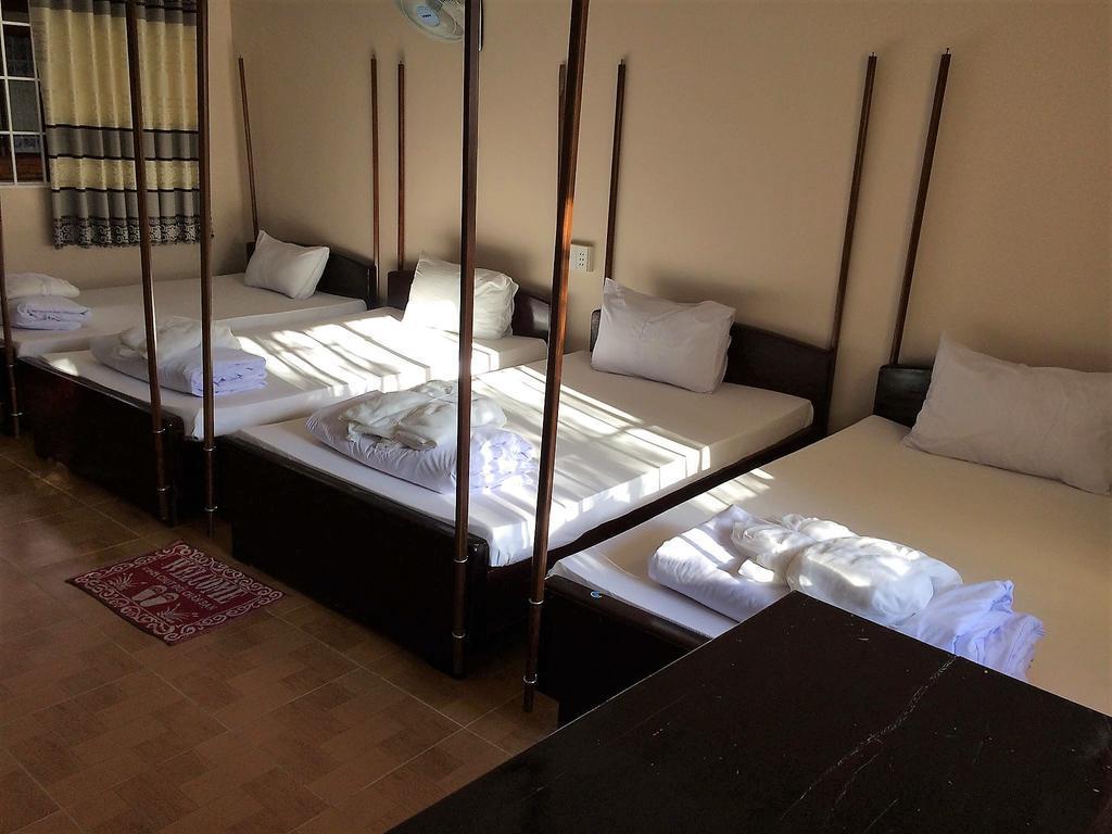 Phòng ngủ Sáu Thành Homestay