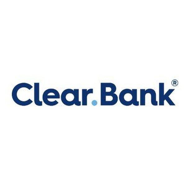 ClearBank Logo, Fintech