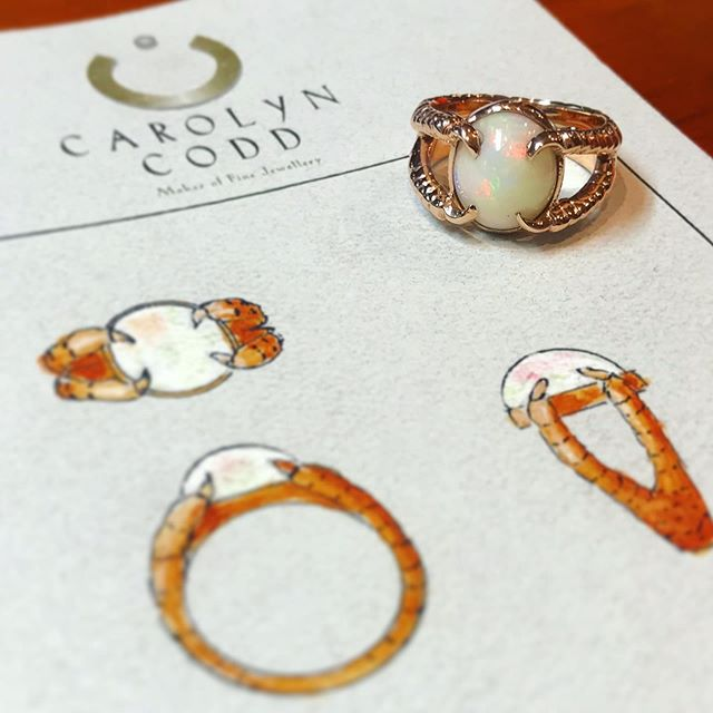 An image of a 'Carolyn Codd' product, which is ranked 4th in our 'Top 5 Independent Retailers in Nottingham' list.