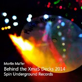 Behind The Xmas Decks 2014