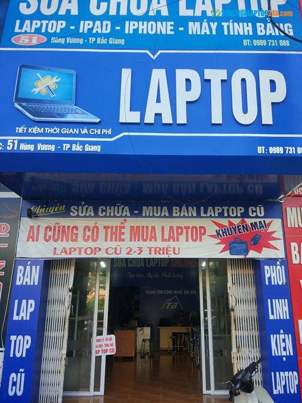 sua chua laptop bac giang 1
