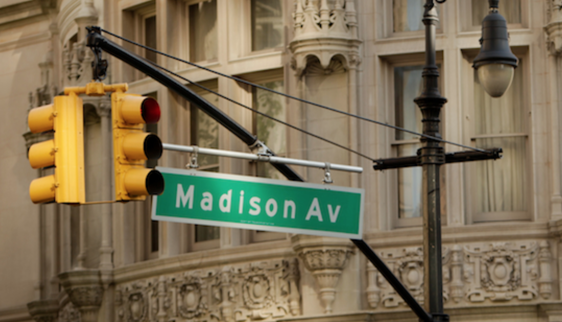 Madison Avenue Business Improvement District partners with American Ballet Theater.