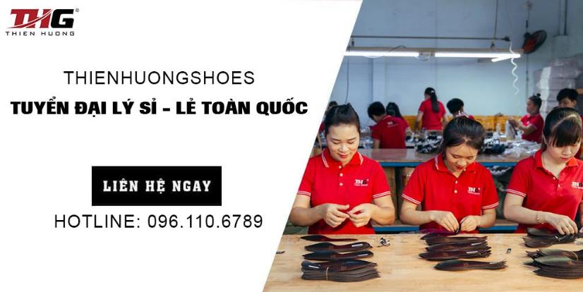 Thiên Hương Shoes với dịch vụ khách hàng chu đáo và tận tâm nhất