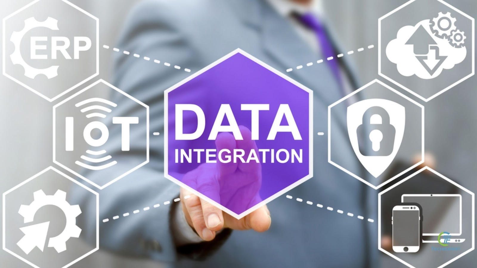 Integrating disparate data sources