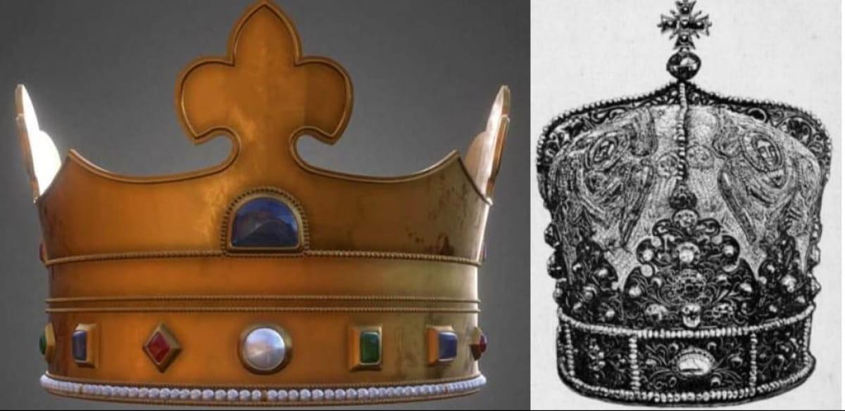 Реконструкция короны Даниила Галицкого / митра Перемышльской епархии