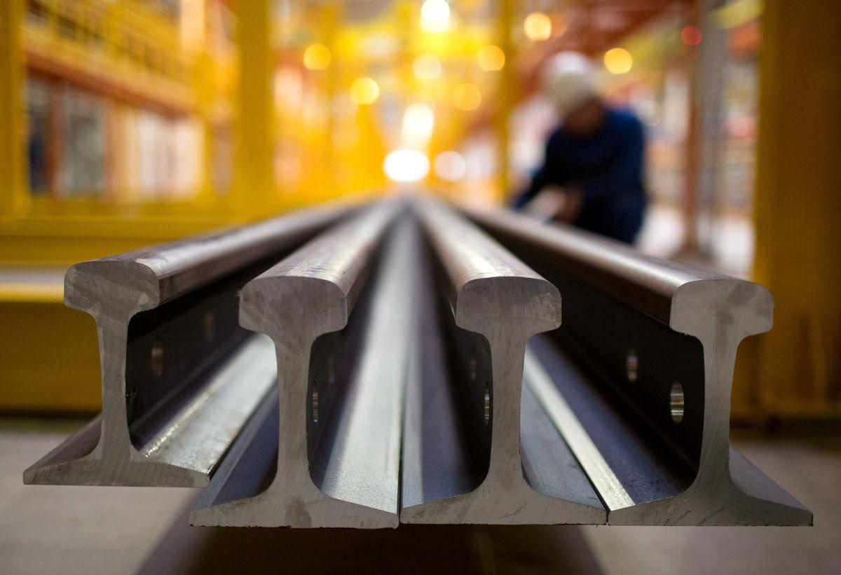 Рельсовая сталь