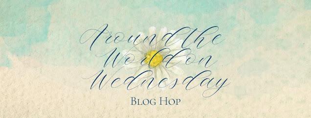 Around the World on Wednesday Blog Hop Banner