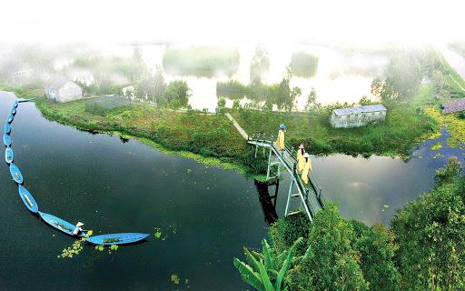 Phát triển du lịch sinh thái rừng U Minh Thượng