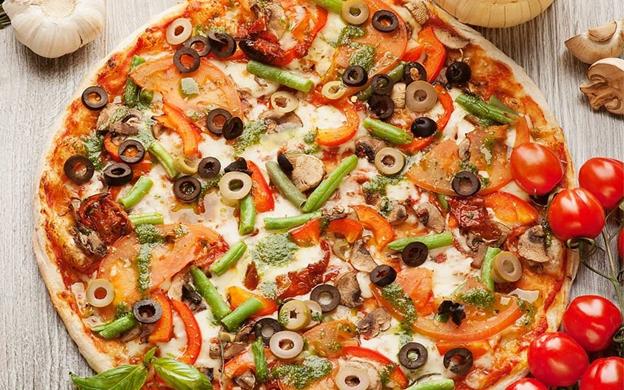 Піца в пост Фото 9