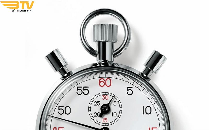 Hẹn giờ Máy rửa bát Bosch SMI68MS04E