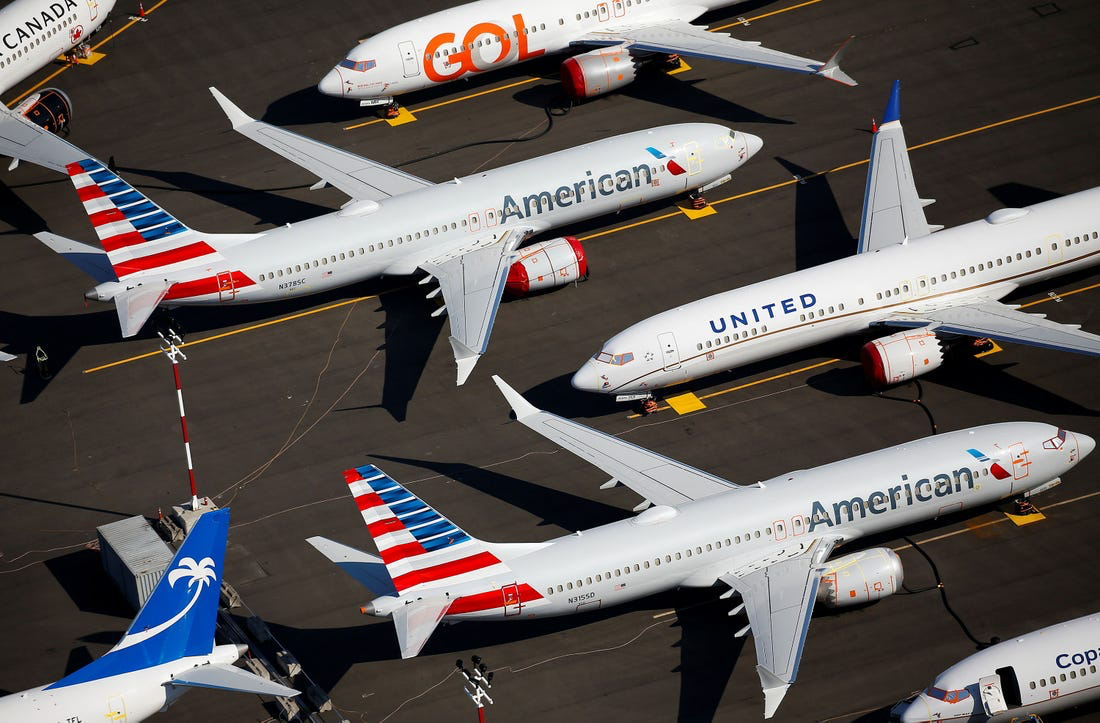Boeing faces restructuring with failure of 737 MAX