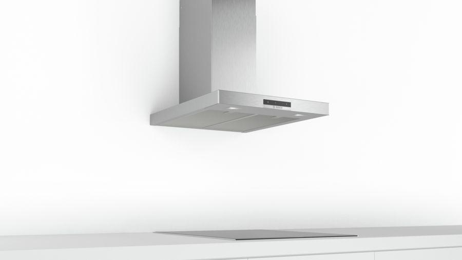 Bosch DWB66DM50B - dòng hút mùi áp tường, thiết kế sang trọng