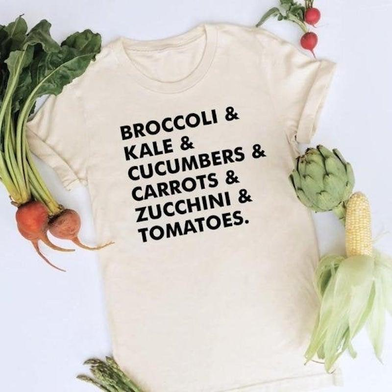Veggie T-shirt from Nature Supply Co.