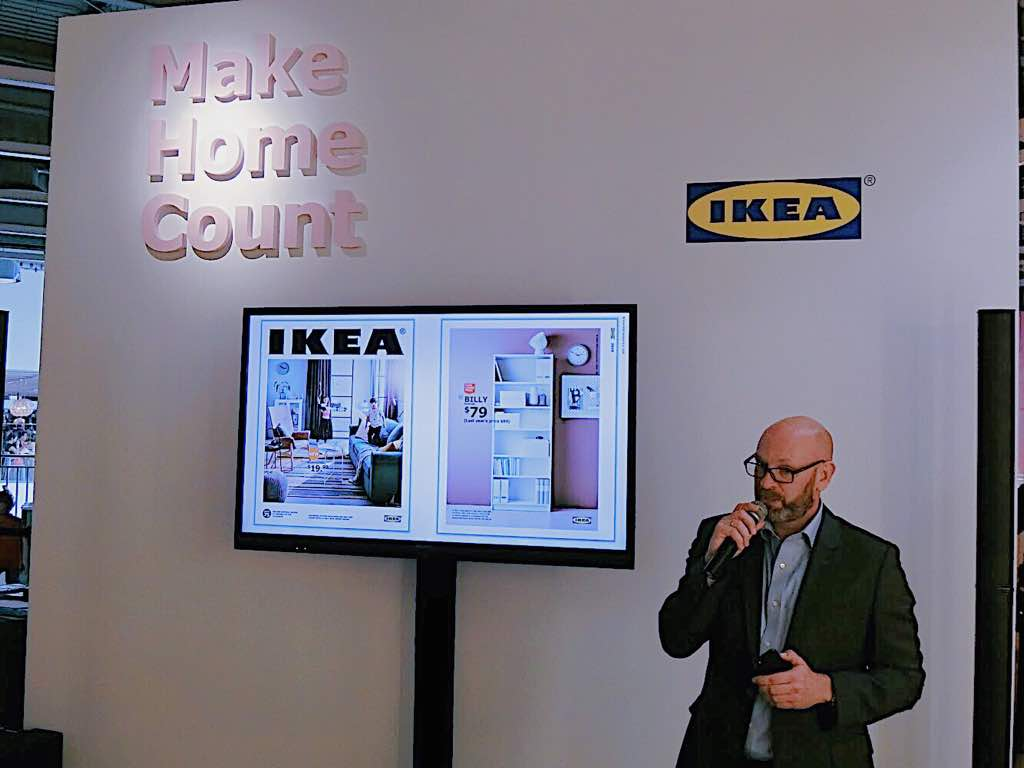image for IKEA's Catalogue Launch Episode 1 : Make Home Count