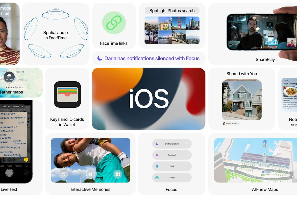 Gifts from Apple: updated FaceTime and Siri, as well as new features for iPhone and iPad review