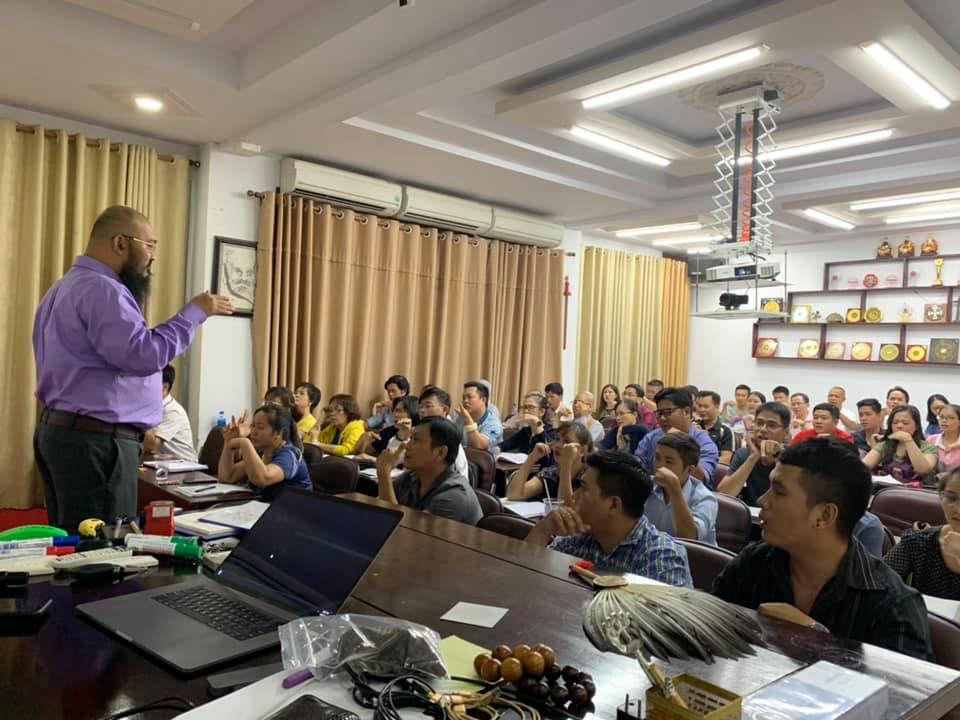 Lớp học Phong Thủy Cải Vận tại Trung Tâm Đào Tạo Phong Thủy Sư
