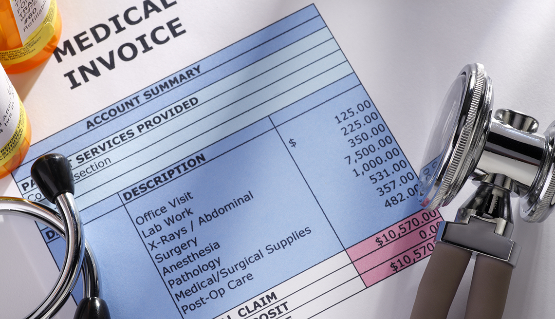 Avoid unexpected medical bill in the United States