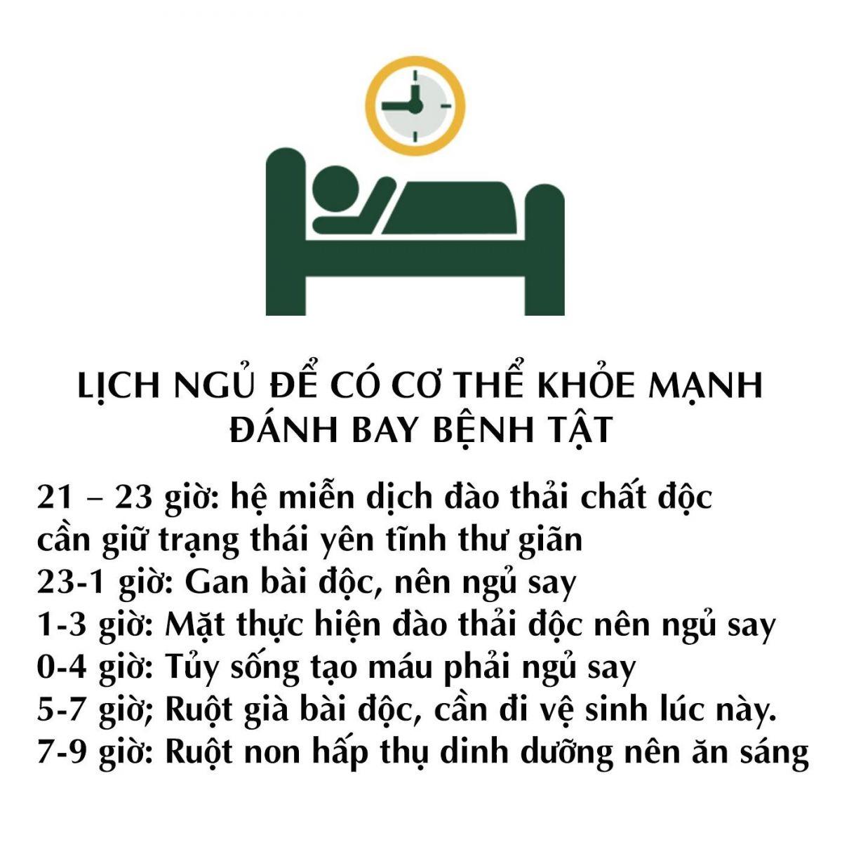 Khung giờ vàng khi ngủ giúp bạn trẻ lâu và khỏe mạnh hơn