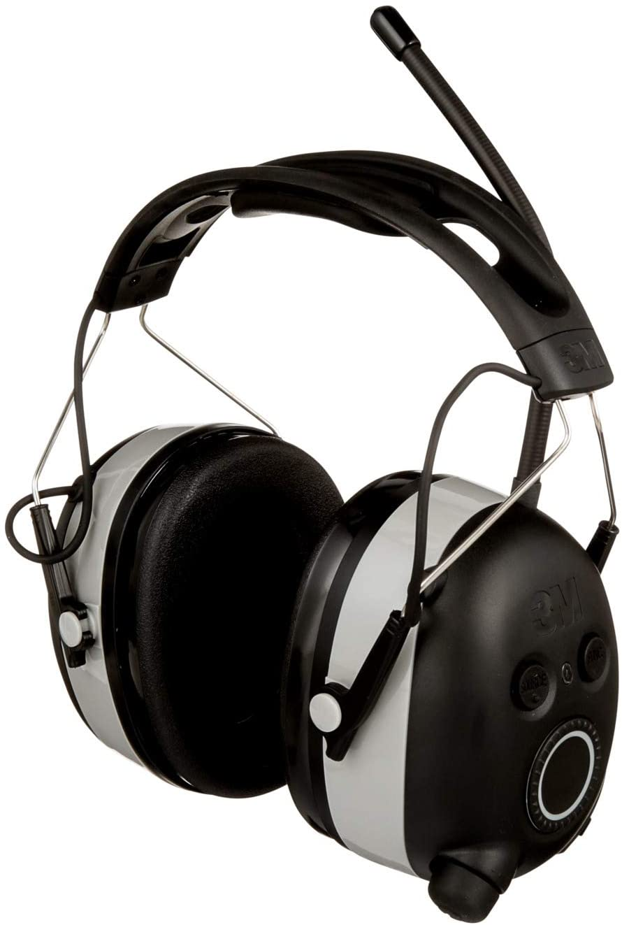 2: 3M WorkTunes Connect + AM/FM Hearing Protector