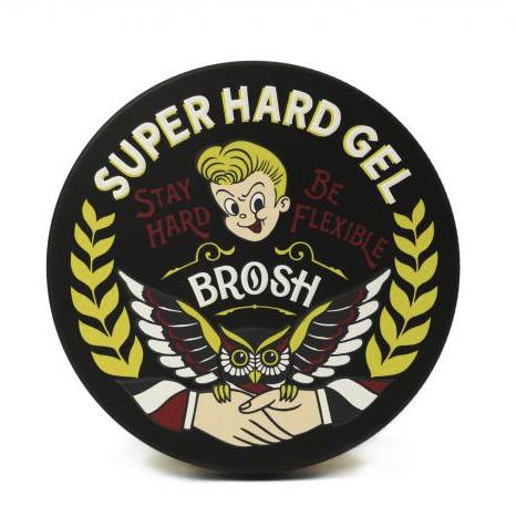 ブロッシュ スーパーハードジェル解説・ブルーベルベッツ×Mrブラザーズ×アパッシュのコラボ ジェルの使い方